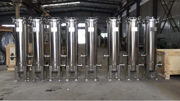 不锈钢多芯液体过滤器