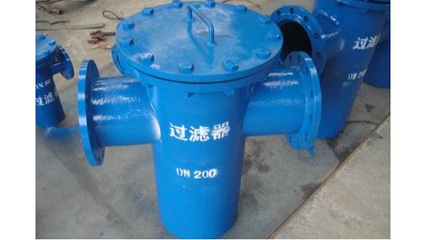 袋式过滤器运用于生活排放污水处理